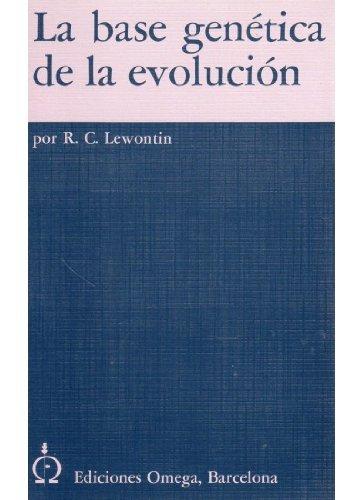 9788428205610: BASE GENETICA DE LA EVOLUCION (GENETICA Y EVOLUCION)