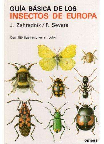 9788428206419: Guía básica de los insectos de Europa
