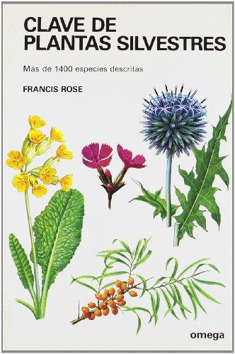Clave de plantas silvestres (8428206880) by Francis Rose