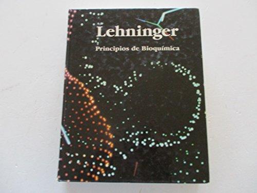 Principios de Bioquimica: Lehninger, Albert L.