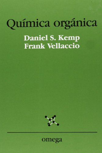 QUIMICA ORGANICA: KEMP D. S.;VELLACCIO