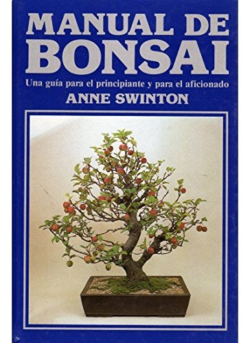 9788428207454: MANUAL DE BONSAI (GUÍAS DEL NATURALISTA-BONSÁI)