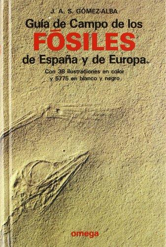 9788428207607: Guía de campo de los fósiles de España y de Europa