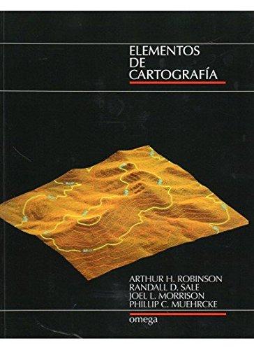 Elementos de cartografía: Phillip c. Muehrcke,