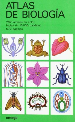 ATLAS DE BIOLOGIA (BIOLOGIA GENERAL): VOGEL; ANGERMANN