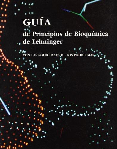 9788428207881: Guía de principios de bioquímica de Lehninger.