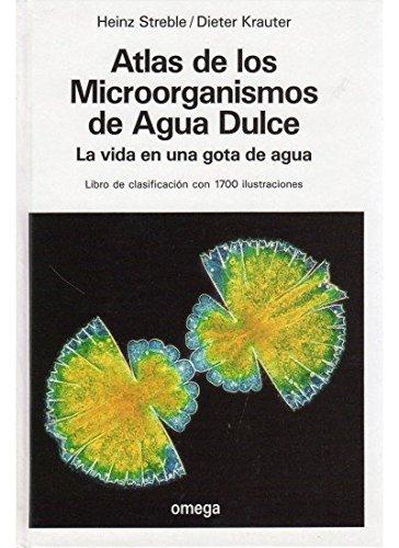 9788428208000: Atlas de los microorganismos de agua dulce