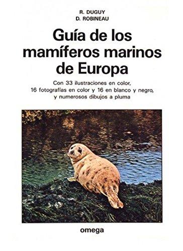 9788428208116: Guía de los mamíferos marinos de Europa