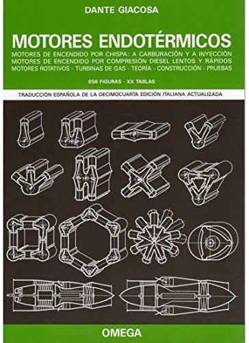 9788428208482: MOTORES ENDOTERMICOS (TECNOLOGÍA-INGENIERÍA)