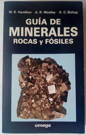 9788428208543: GUIA DE MINERALES, ROCAS Y FOSILES: C.L.G.MINERALS,ROCKS (GUIAS DEL NATURALISTA)