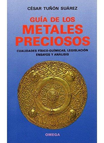 9788428208895: GUIA DE LOS METALES PRECIOSOS (TECNOLOGÍA-GEMOLOGÍA Y JOYERÍA)