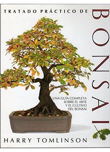 9788428208987: TRATADO PRACTICO BONSAI (GUÍAS DEL NATURALISTA-BONSÁI)
