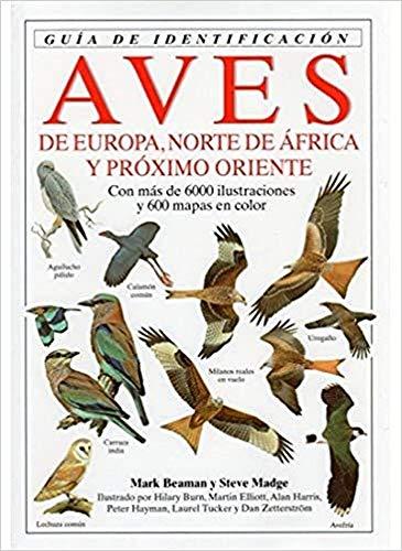 9788428209465: AVES DE EUROPA. GUIA DE IDENTIFICACION (GUIAS DEL NATURALISTA-AVES) (Spanish Edition)