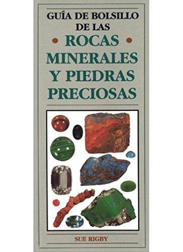 9788428209595: Guía de bolsillo de rocas, minerales y piedras preciosas