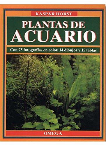 9788428210171: PLANTAS DE ACUARIO (GUIAS DEL NATURALISTA-PECES-MOLUSCOS-BIOLOGIA MARINA)