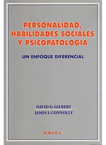 9788428210317: PERSONALIDAD,HAB.SOCIAL.Y PSICOPATOLOGIA (VARIOS-PSICOLOGIA)