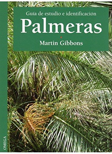 9788428210812: Palmeras : guía de estudio e identificación