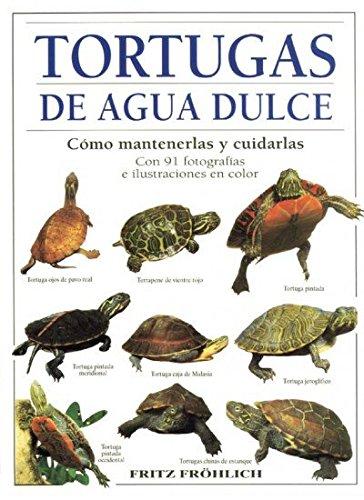 9788428210980: Tortugas de Agua Dulce (Spanish Edition)
