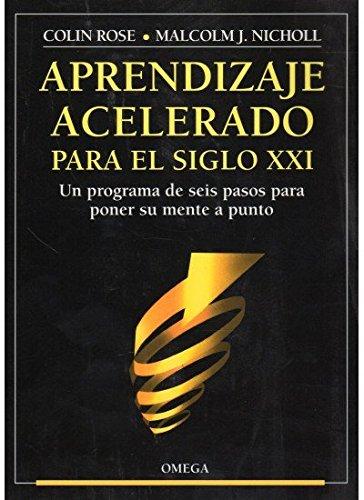 9788428211413: APRENDIZAJE ACELERADO PARA EL SIGLO XXI