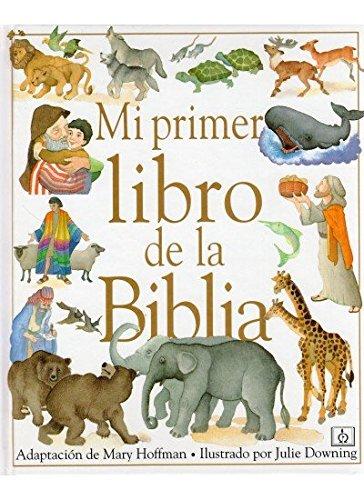 9788428211420: MI PRIMER LIBRO DE LA BIBLIA (INFANTIL-OMEGA INFANTIL)