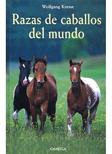 9788428212045: RAZAS DE CABALLOS DEL MUNDO (GUIAS DEL NATURALISTA-ANIMALES DOMESTICOS-CABALLOS)