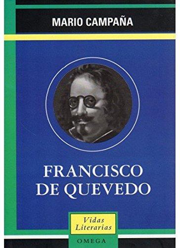 9788428212366: FRANCISCO DE QUEVEDO (LITERATURA-VIDAS LITERARIAS)