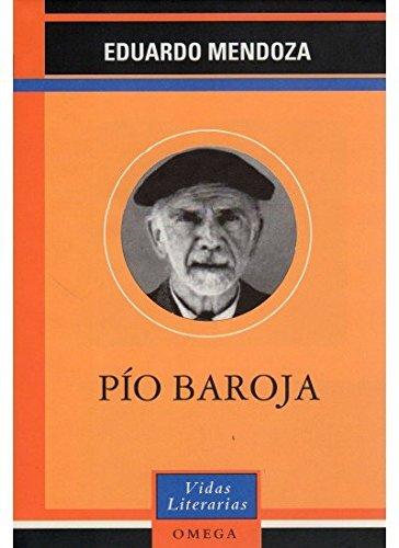 9788428212410: PIO BAROJA (LITERATURA-VIDAS LITERARIAS)