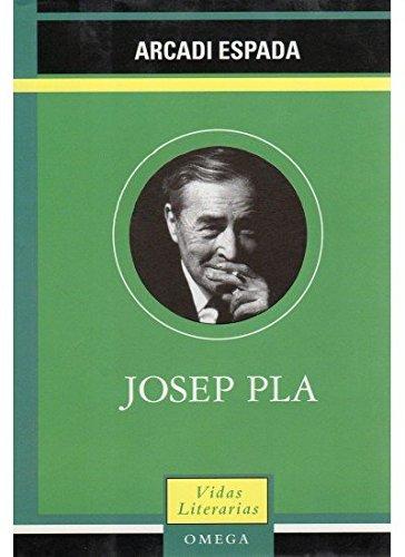 9788428212465: JOSEP PLA (LITERATURA-VIDAS LITERARIAS)