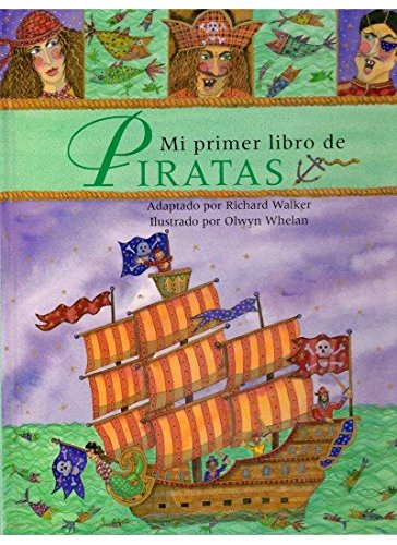 9788428212823: Mi Primer Libro de Piratas (Spanish Edition)