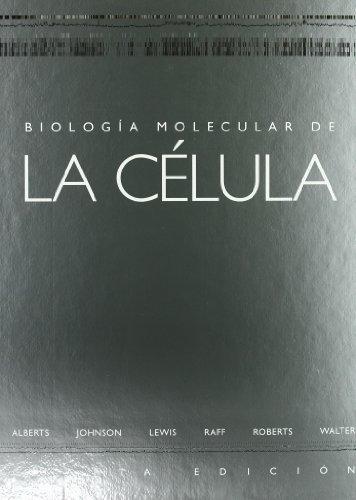 9788428213516: *BIOLOGIA MOLECULAR DE LA CELULA,4/ED. (CIENCIAS BIOLOGICAS)