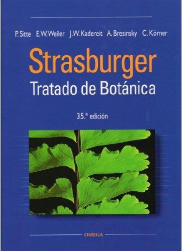 9788428213530: Strasburger: Tratado de Botanica (Spanish Edition)
