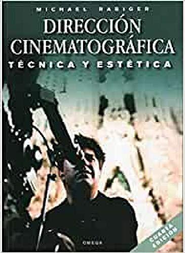 9788428214537: Direccion cinematografica. Tecnica y estetica. (4ª edicion)