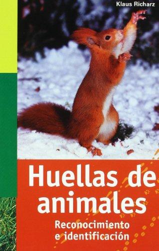 9788428214551: Huellas de animales