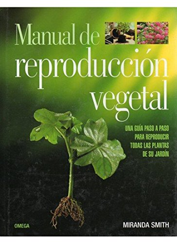 9788428214612: Manual de reproducción vegetal