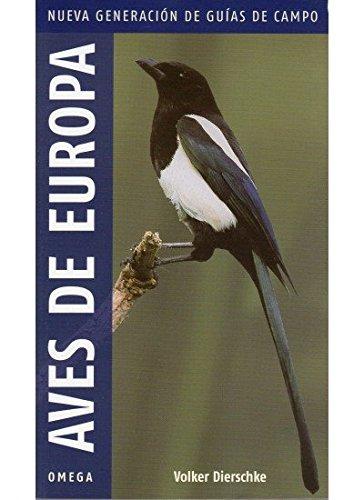 9788428214766: Aves de Europa (Guia de Campo)
