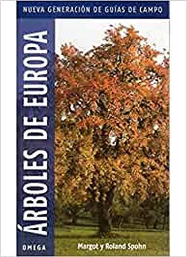 9788428214780: ARBOLES DE EUROPA.NUEVA GENERACION (GUIAS DEL NATURALISTA-ARBOLES Y ARBUSTOS)