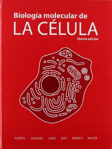 9788428215077: BIOLOGIA MOLECULAR DE LA CELULA 5/ED.