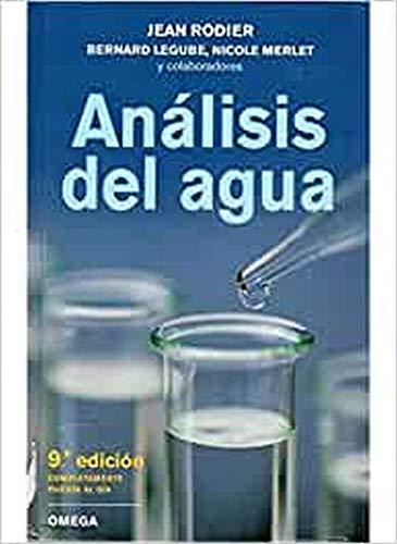 9788428215305: ANALISIS DEL AGUA 9. ED. (ANALISIS DE AGUAS)