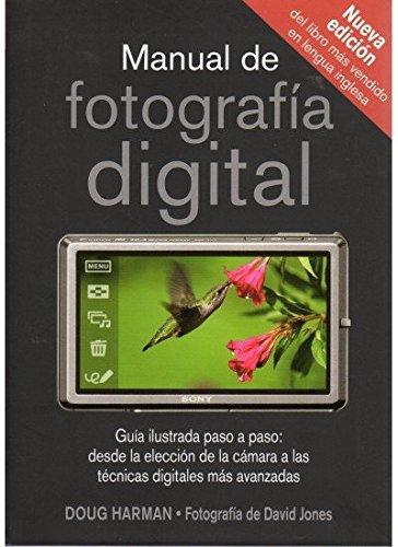 9788428215374: Manual de fotografía digital
