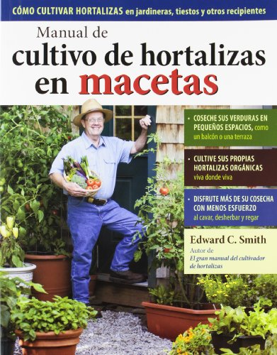 9788428215732: Manual de cultivo de hortalizas en macetas