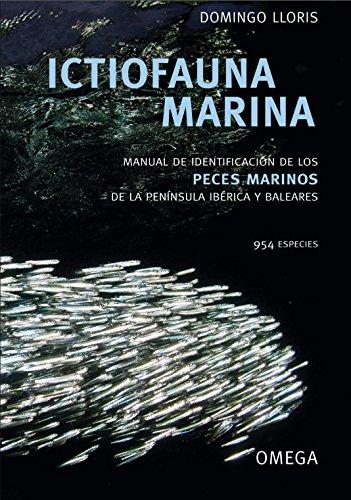 9788428215954: ICTIOFAUNA MARINA:MANUAL IDENTIFICACION PECES MARINOS