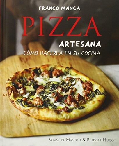9788428216227: Pizza Artesana. Franco Manca