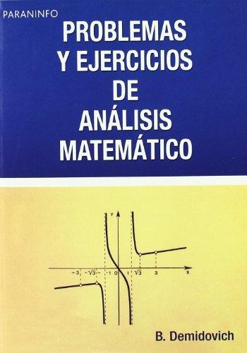 ANALISIS MATEMÁTICO - DEMIDOVICH 9788428300490-us-300