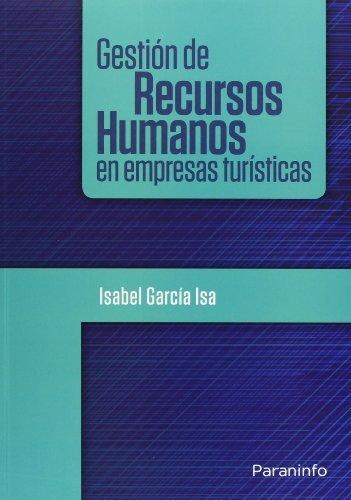9788428307451: Gestión de recursos humanos en empresas turísticas