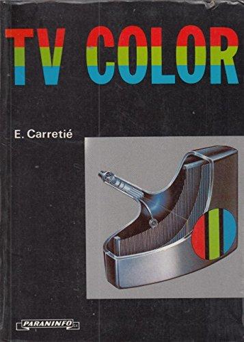 9788428313025: TV Color (Spanish Edition)