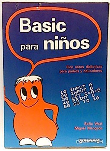 9788428313278: Basic para niños