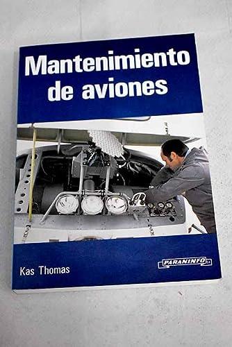 9788428313681: Mantenimiento de Aviones (Spanish Edition)