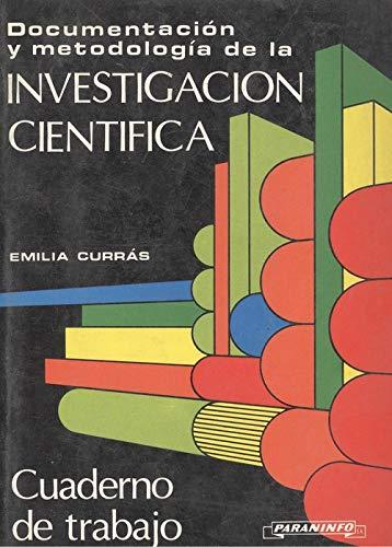 9788428313858: Documentacion y Metologia Investigacion Cientifica (Spanish Edition)