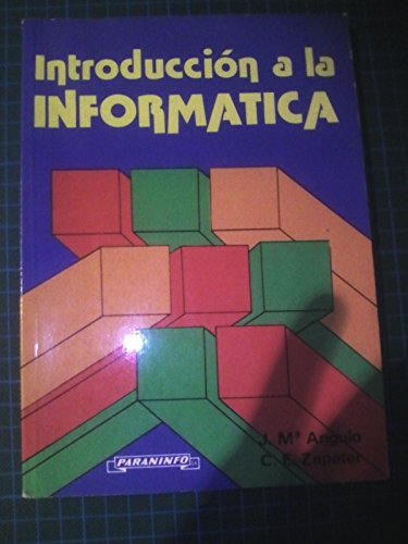9788428314299: INTRODUCCION?INFORMATICA