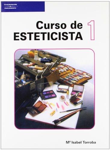 9788428314954: Curso de Esteticista - Tomo 1 (Spanish Edition)